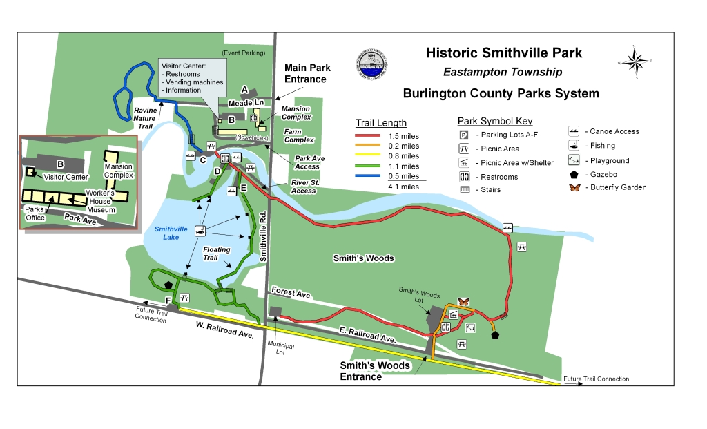 Smithville_Park_Trail_Map