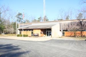 Brendan Byrne State Forest Ranger Station.