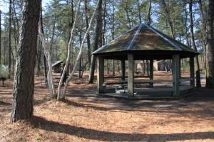 Picnic pavilion.