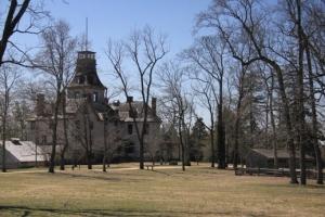 Batsto Mansion.