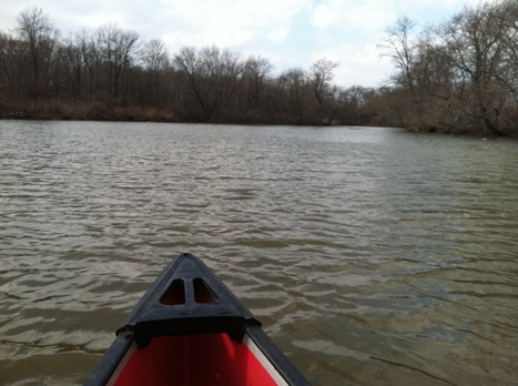 Cooper River Paddle - Cherry Hill and Pennsauken, NJ - South Jersey