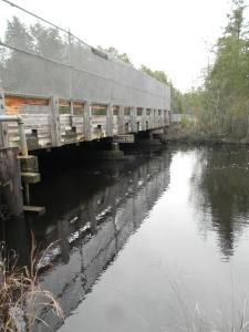 Evans Bridge.