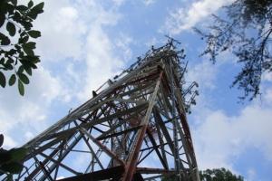 Radio tower!