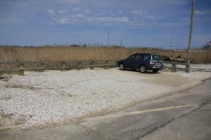 Parking Lot - Trailhead 2