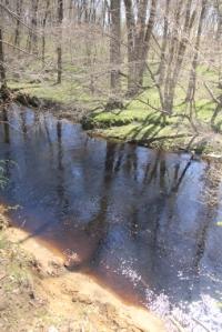 Rancocas Creek.