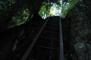 So ladder two.
