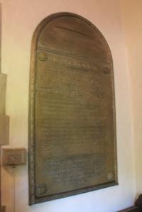 Memorial to the Shenandoah.