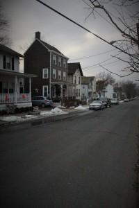 Historic streets.