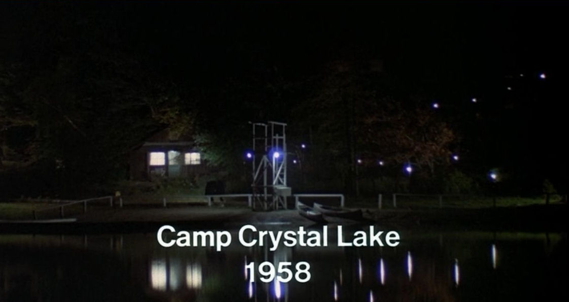 Friday the 13th at Camp Crystal Lake - South Jersey Trails