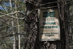 Welcome to the nature preserve.