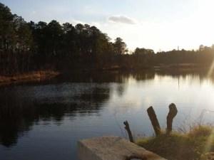 Ole's Lake.