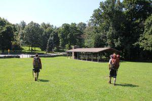 Nice picnic pavilion.