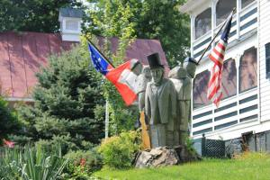 Or check out classy, historic lawn ornaments.