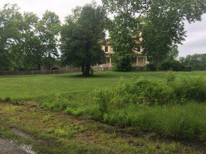 Bye Richards Mansion.