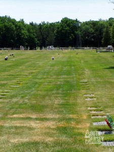 Atlantic County Veterans Cemetery.