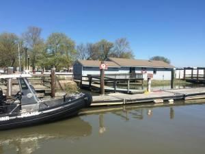 Ferry dock (Delaware City)