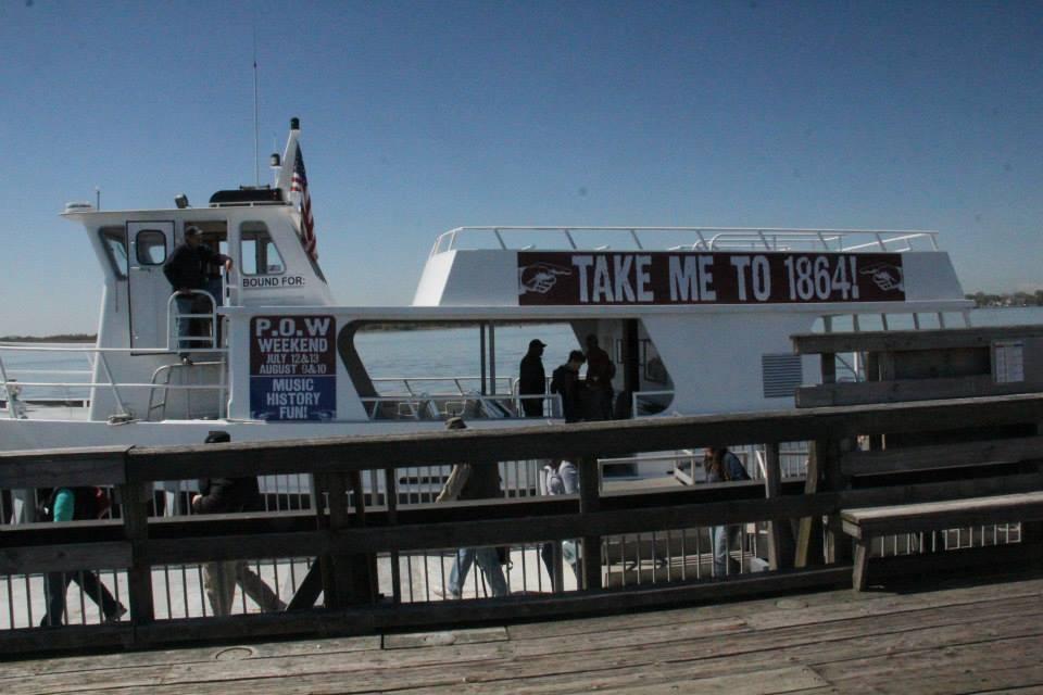 Pea Patch Island Ferry