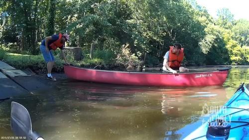Woodbury Creek Paddle - Woodbury to Thorofare, NJ - South Jersey Trails