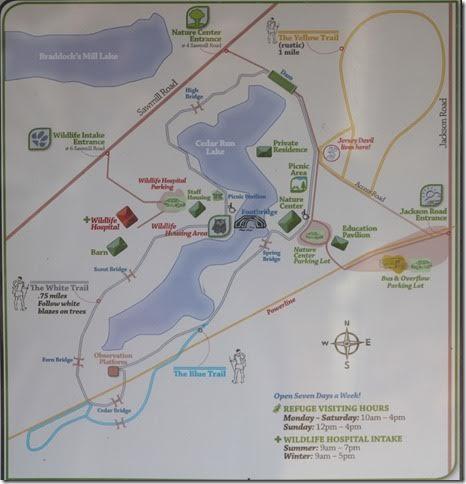 Woodford Cedar Run Wildlife Refuge - Medford, NJ - South Jersey Trails